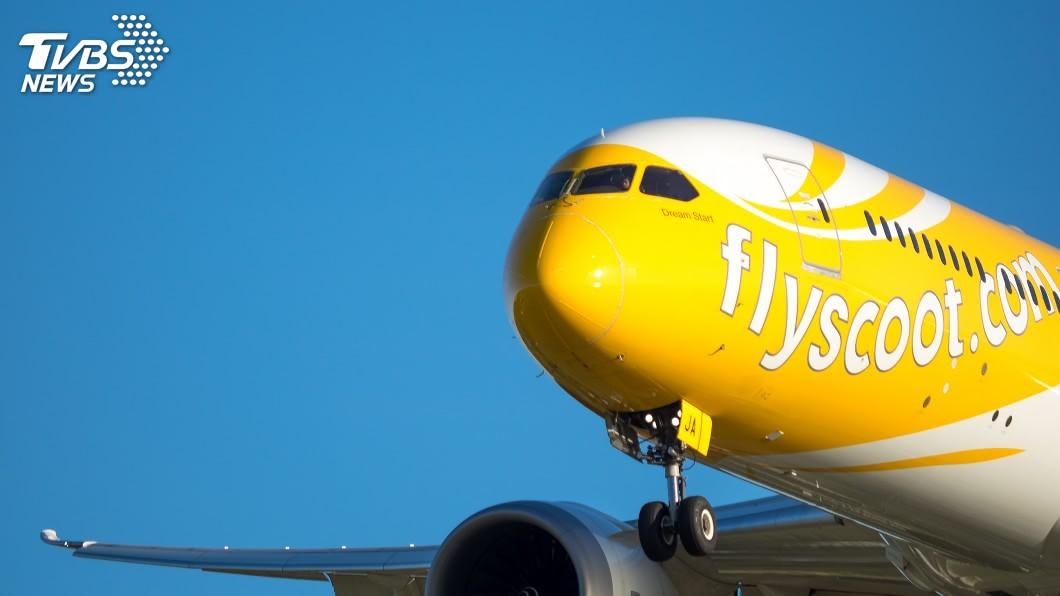 (示意圖/shutterstock 達志影像) 酷航持續復飛 19日起增高雄往返新加坡及大阪
