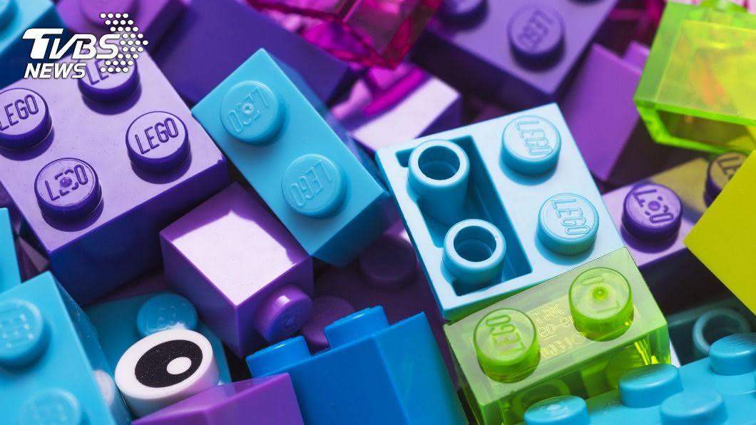 玩具公司樂高上半年的銷售穩健成長。(示意圖/shutterstock 達志影像) 疫外受惠!樂高上半年逆風成長 美亞歐市場成長2位數