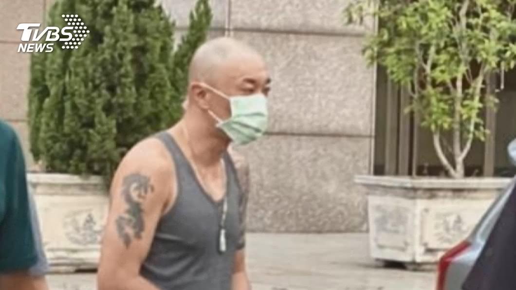 (圖/TVBS) 虐殺埋屍4歲女童 犯嫌供詞避重就輕遭收押禁見
