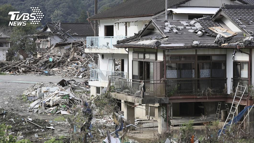 圖/達志影像美聯社 「梅莎」剛走「海神」颱風到 日警告:將有驚人威力