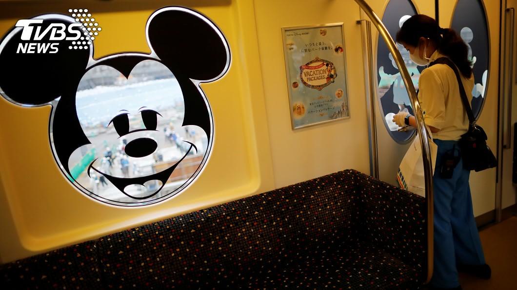 東京迪士尼因新冠肺炎疫情休園4個月。(圖/達志影像路透社) 史無前例!東京迪士尼休園4個月 地方稅收少42億日圓