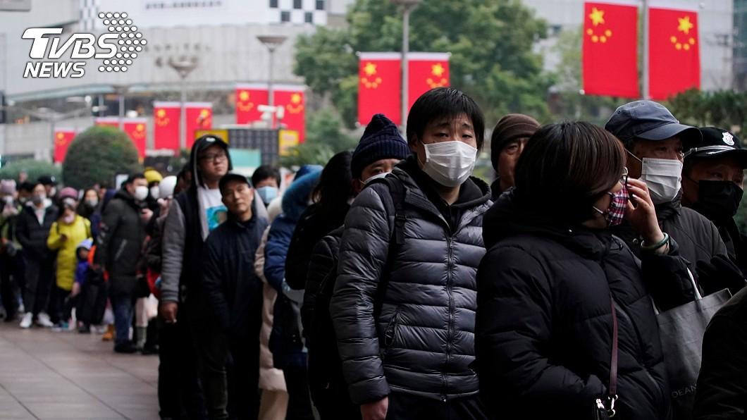 陸增25例境外移入破3週以來新高。(圖/達志影像路透社) 中國大陸3日新增25例確診 3週以來單日最多
