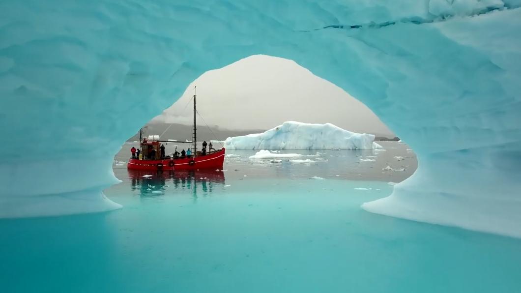 北極圈掀戰場 美中俄三強爭霸