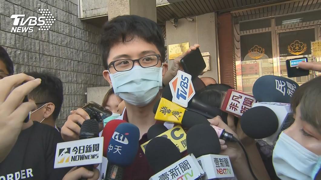 孫安佐月初出席開庭。(圖/TVBS) 孫安佐想出國散心夢碎 法院裁定續限制出境8個月