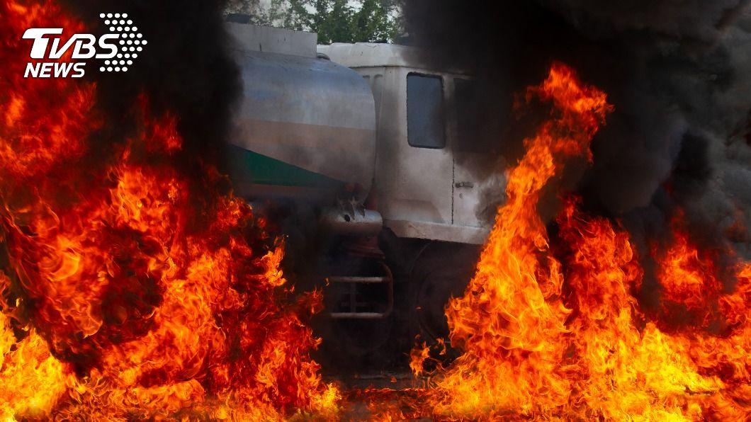 示意圖,非新聞事件相關人事物。(示意圖/shutterstock達志影像) 伊朗西部驚傳卡車氯氣罐爆炸 200多傷