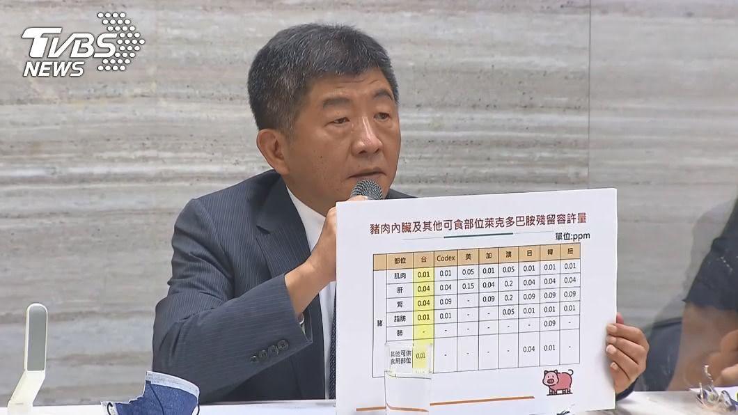 (圖/TVBS資料畫面) 他自爆愛吃豬睪丸! 陳時中讚「難怪腦筋好、體力讚」