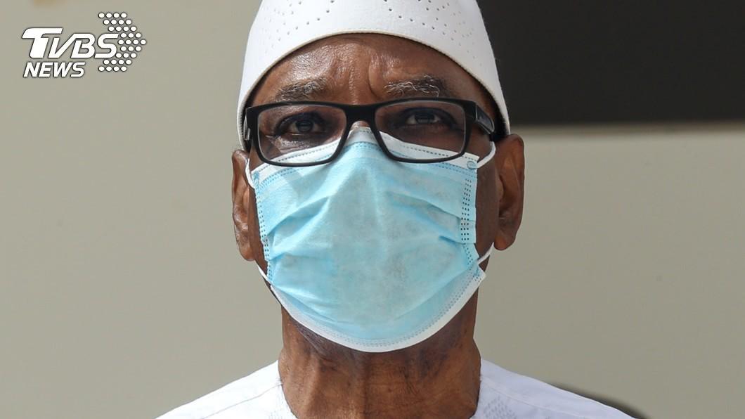 馬利總統凱塔前往阿聯酋就醫。(圖/達志影像路透社) 馬利總統凱塔遭罷黜 中風前往阿聯就醫