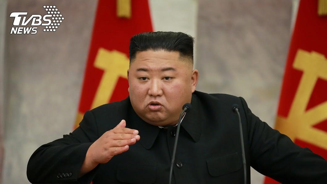 圖/達志影像路透社 快訊/北韓認錯! 金正恩為殺害南韓公務員道歉