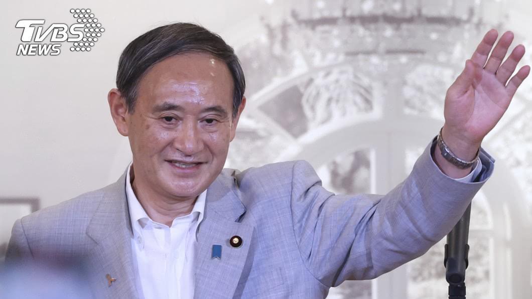 日本內閣官房長官菅義偉,可能成為自民黨的「無世襲」首例。(圖/達志影像美聯社) 無派閥非世襲 菅義偉若當選總裁將創自民黨首例
