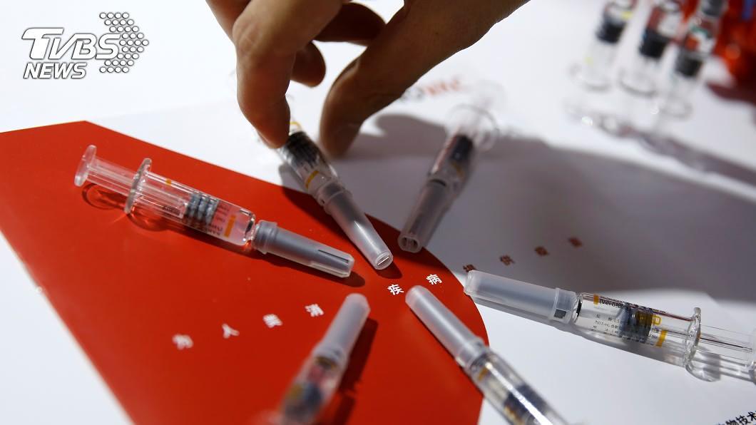 陸媒報導,若新冠肺炎疫苗試驗順利,預計可產6億劑。(示意圖/達志影像路透社) 3款陸製新冠疫苗有望年底問世 可產6億劑