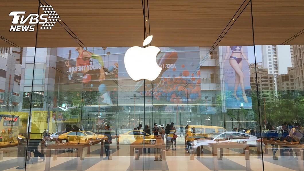 蘋果將推出迷你LED背光產品。(示意圖/中央社) 蘋果新品進入Mini LED世代 台面板站起風了!