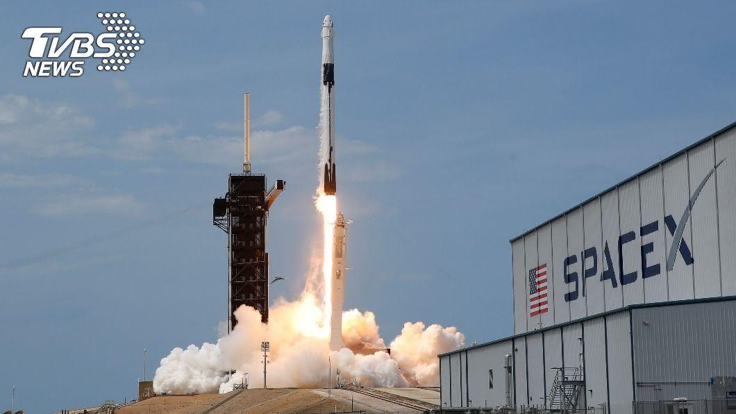 (圖/達志影像路透社) SpaceX成功送人上太空 馬斯克:工程師曾想離職