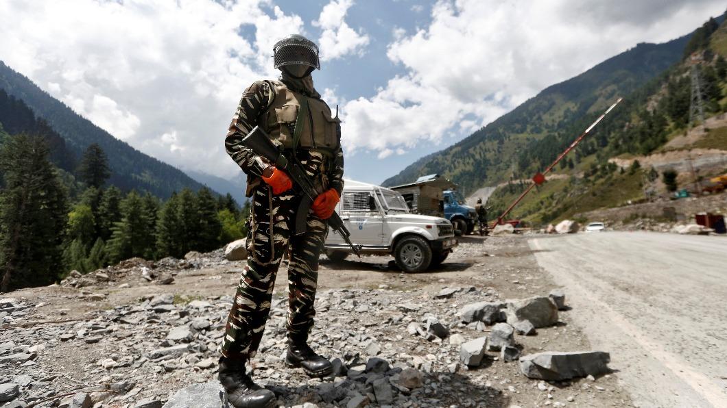 圖/路透社(示意圖) 五名印度少年邊界打獵 傳遭大陸解放軍綁架