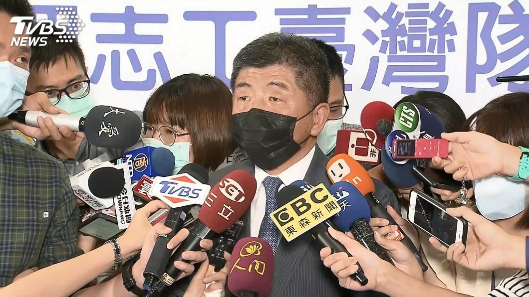衛福部長陳時中。(圖/TVBS) 食藥署預告「豬油免標產地」 陳時中:還是應該要標