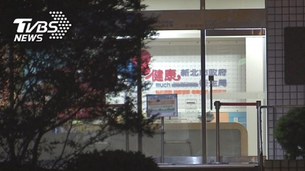 新北市衛生局林姓女員工墜樓案。(圖/TVBS資料畫面) 新北衛生局女員工墜樓亡 前主管被控性侵結果出爐
