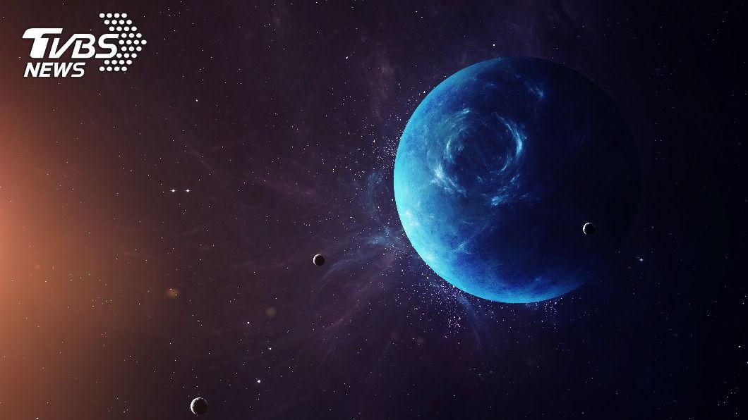(示意圖/shutterstock 達志影像) 太陽系最神秘行星 海王星12日凌晨離地球最近