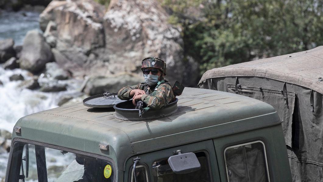 (圖/達志影像美聯社) 印度陸軍否認越界開火 反控中國部隊鳴槍威脅