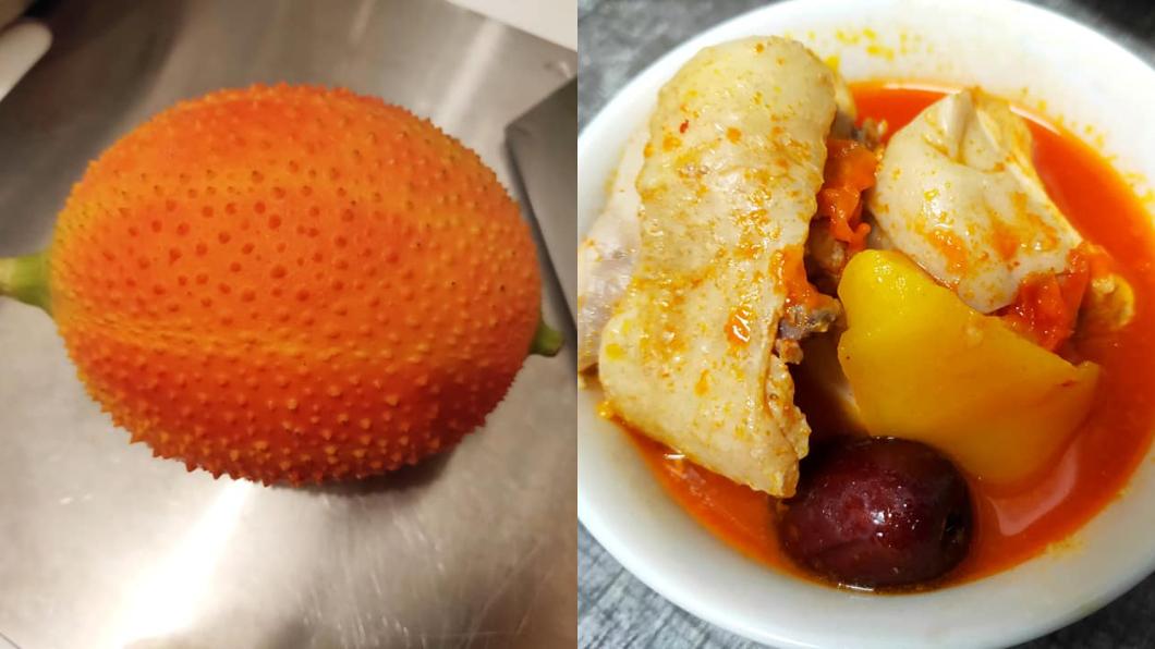 (圖/翻攝自我愛全聯-好物老實說) 全聯「惡魔果實」燉雞湯超營養 網曝1吃法:像木瓜牛奶