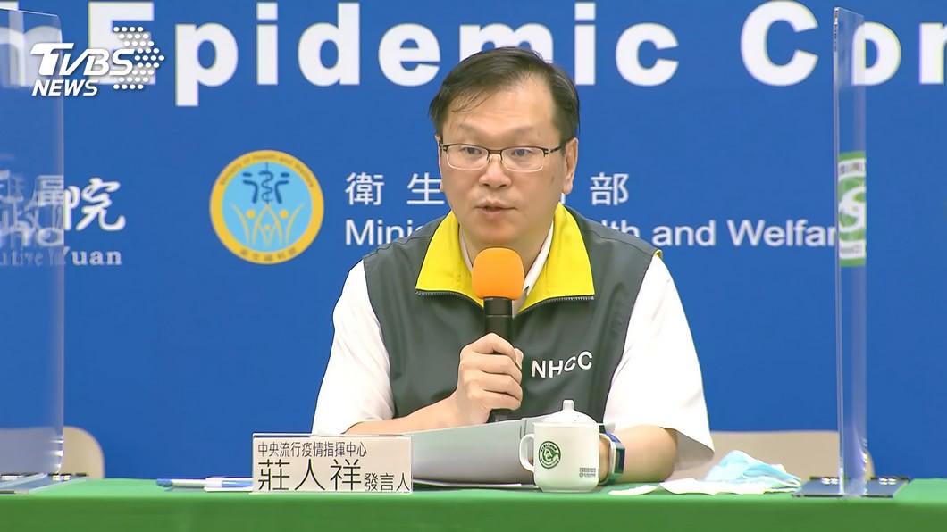 (圖/TVBS) 6菲籍移工返菲驗出新冠肺炎陽性 台灣展開疫調