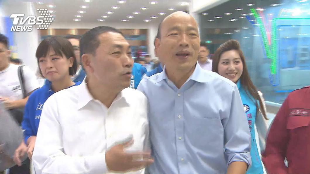 曝國民黨「斬綠營大咖」 2024選總統穩上