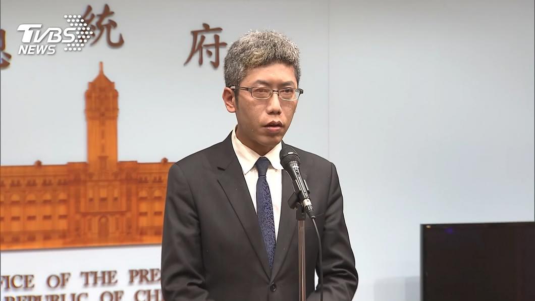 前總統府發言人丁允恭。(圖/TVBS) 丁允恭利用權勢「恭事公辦」 監委立案調查