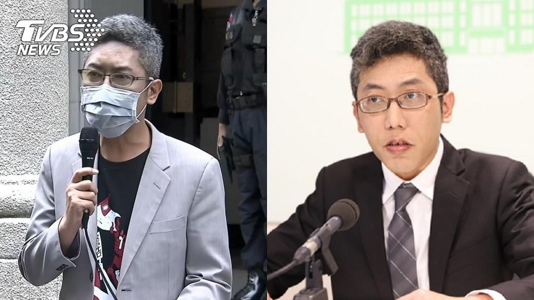 圖/TVBS 丁允恭創作「偷吃嘴臉」獲獎 網酸爆:原來是自傳