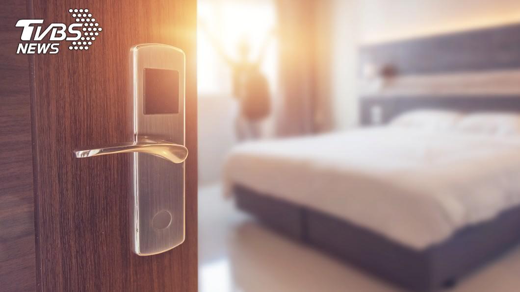 示意圖/shutterstock/達志影像 住飯店「10儀式」不能少 小心好兄弟爬上床!