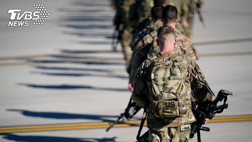 美國將減少伊拉克駐軍。(圖/達志影像路透社) 川普兌「擺脫戰爭」承諾 大減伊拉克駐軍2200人