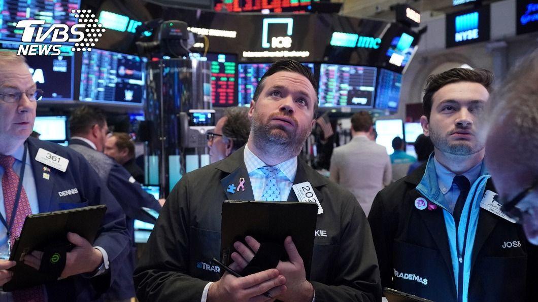 美股今天在科技股帶動下強勢反彈。(圖/達志影像路透社) 科技股回魂逆襲!那斯達克漲幅>2% 4個月來最佳表現