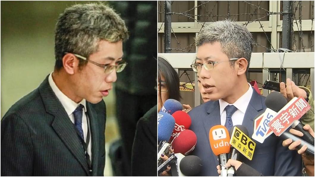 (圖/翻攝自丁允恭臉書、TVBS資料畫面) 控丁允恭醜聞女記者 被新聞圈封殺內幕曝光