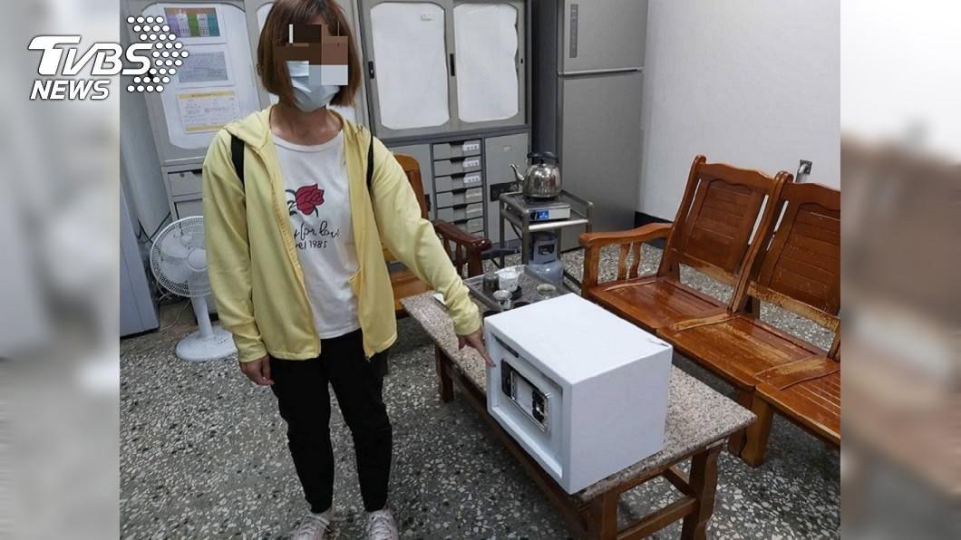 圖/TVBS 婦79萬藏家裡!妹「借廁所」趁機竊走:想讓姊緊張一下