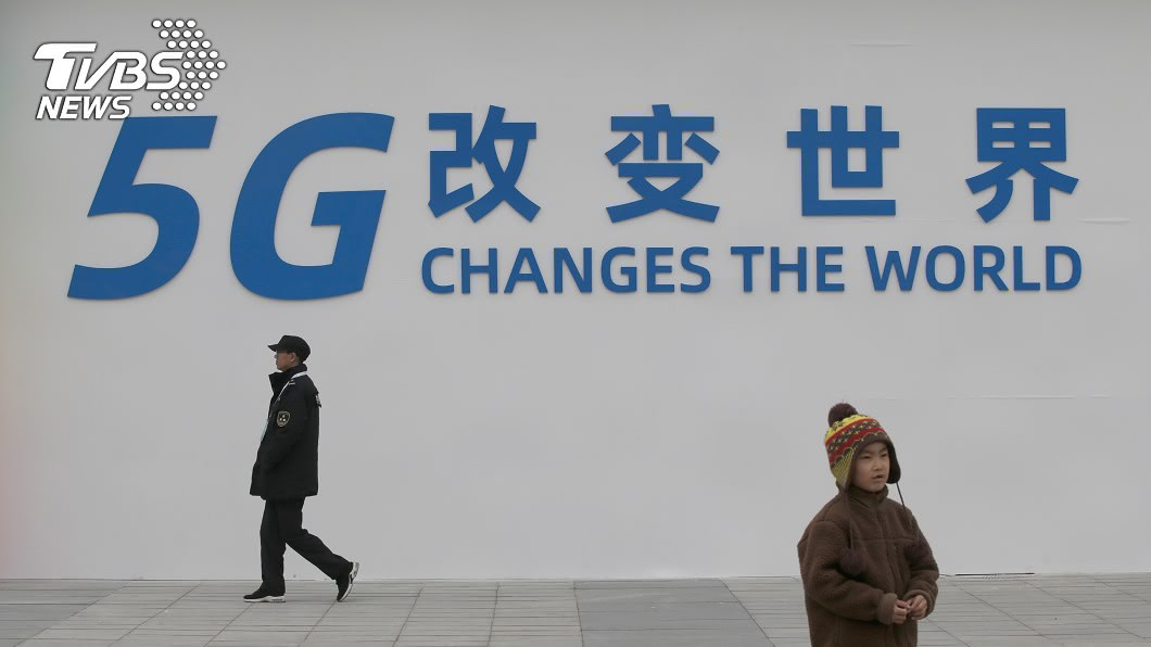 研究機構預估,陸將成5G手機全球最大市場。(圖/達志影像路透社) 5G手機明年出貨上看5億台 市場估陸將成最大市場