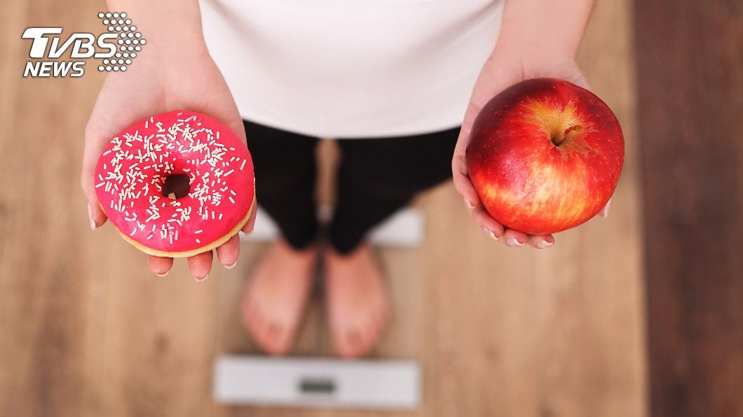 中醫師提出「飲食4321原則」讓體重可以輕鬆減下。(示意圖/shutterstock達志影像) 減重免忌口!中醫師「4321」飲食法養出易瘦體質