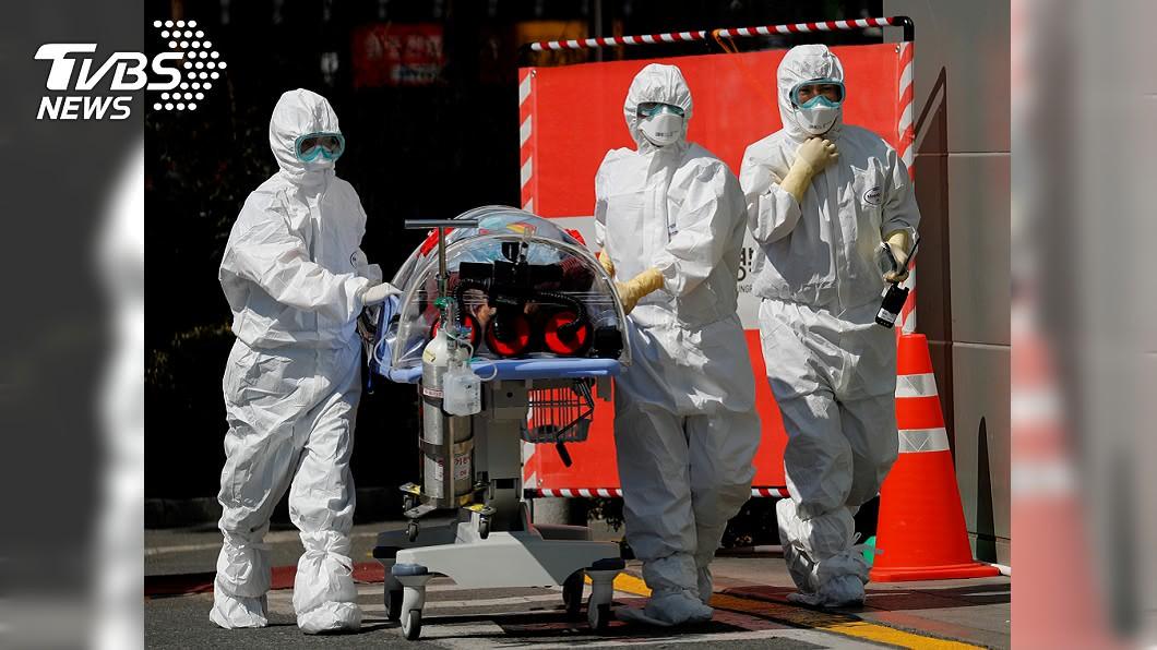韓國塞布蘭斯醫院出現群聚感染案例。(示意圖/達志影像路透社) 韓國疫情再起!確診數減勢停滯 安心醫院爆群聚感染