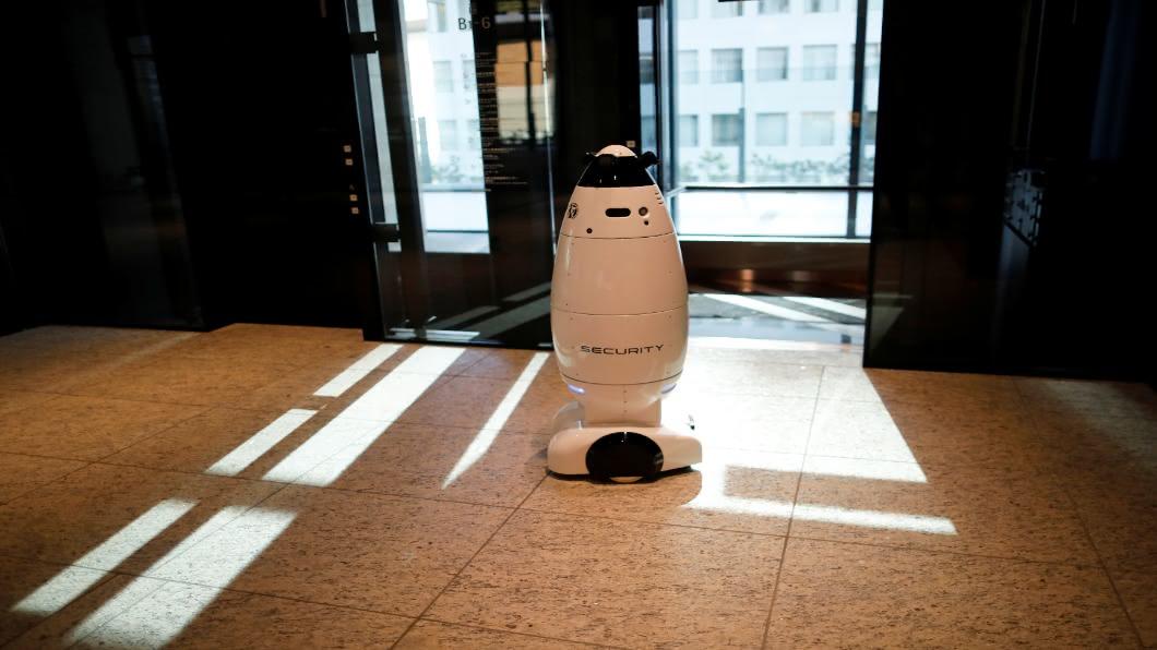 圖/達志影像路透 軟銀總部大搬家 進駐東京智慧5G大樓