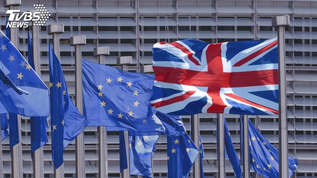 (示意圖/shutterstock 達志影像) 歐英達成脫歐貿易協議 關係邁入新頁但各有挑戰