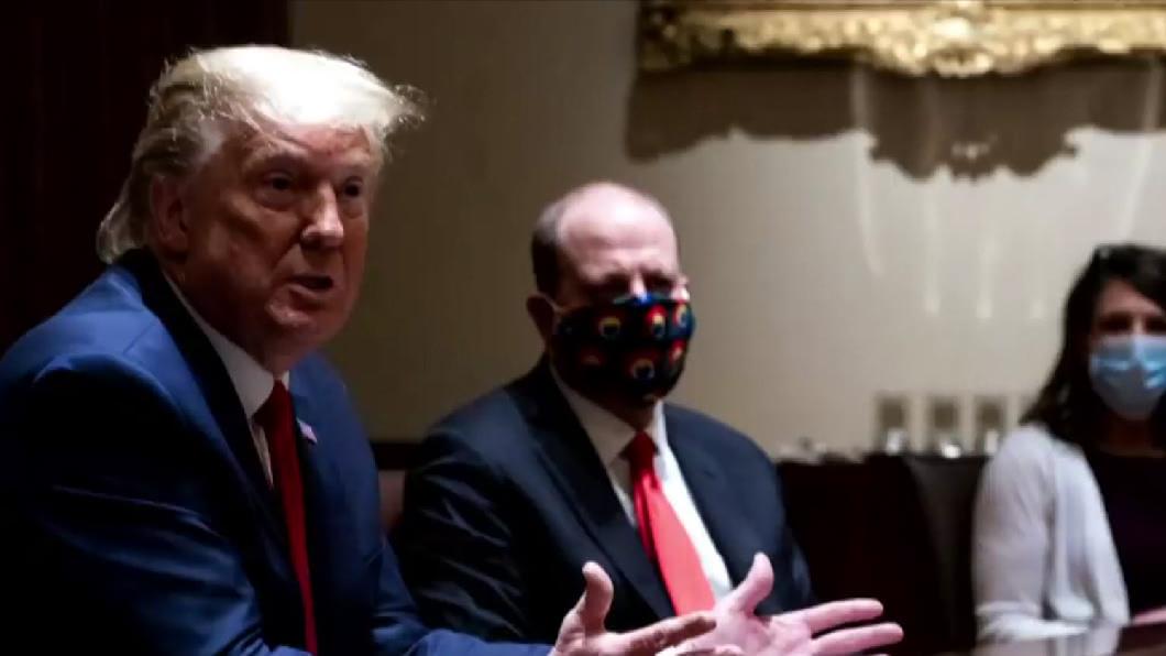 口罩淪政治工具 美連假後疫情再飆