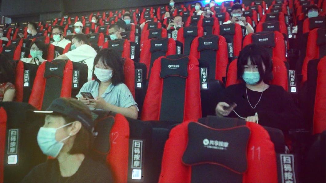 疫情趨穩、觀眾回流 影業盼中國票房救市