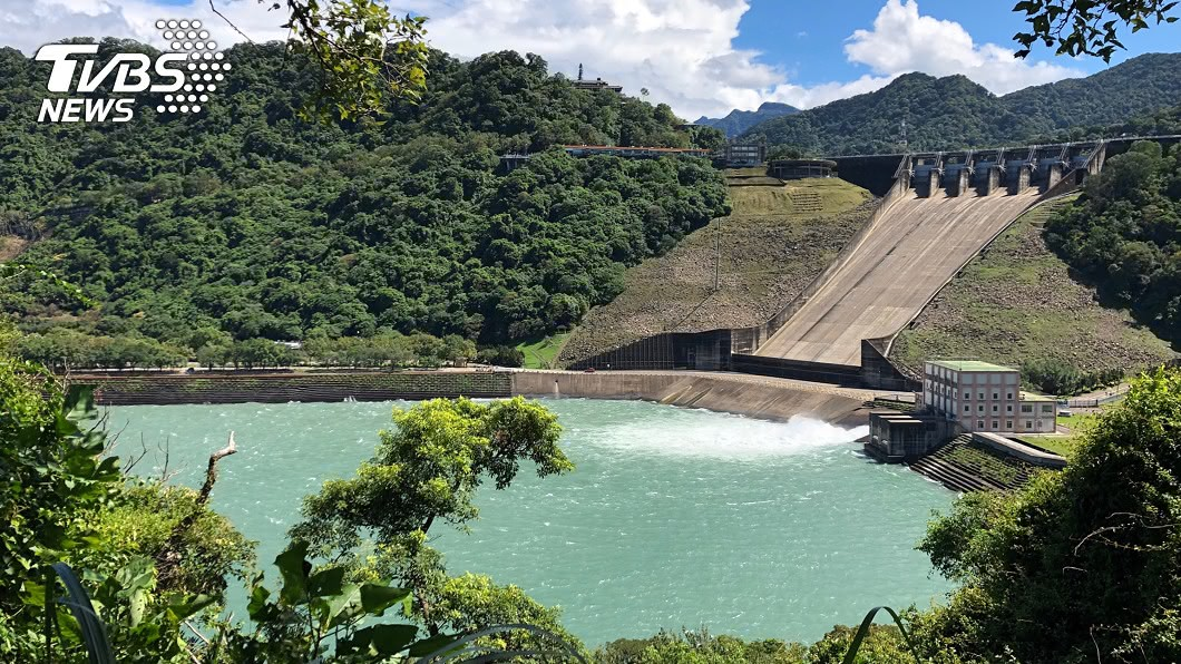 (圖/中央社) 半世紀以來首度汛期沒颱風 史上第一次10月水情黃燈