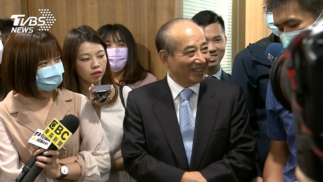 前立法院長王金平。(圖/TVBS資料畫面) 是否參加海峽論壇?王金平:黨中央14日做最後決定