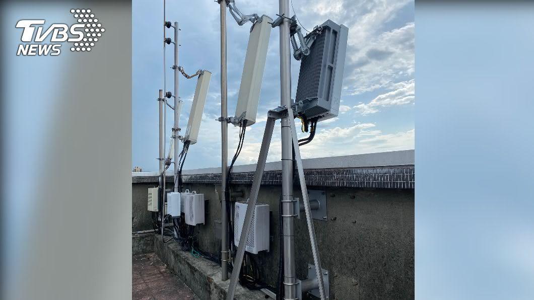 圖/中華電信提供 中華電超前部署5G機房 年底基地台數有望超標