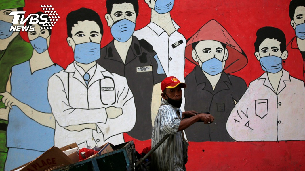 (圖/達志影像路透社) 全球逾2800萬人新冠確診 疫情最新情報一覽