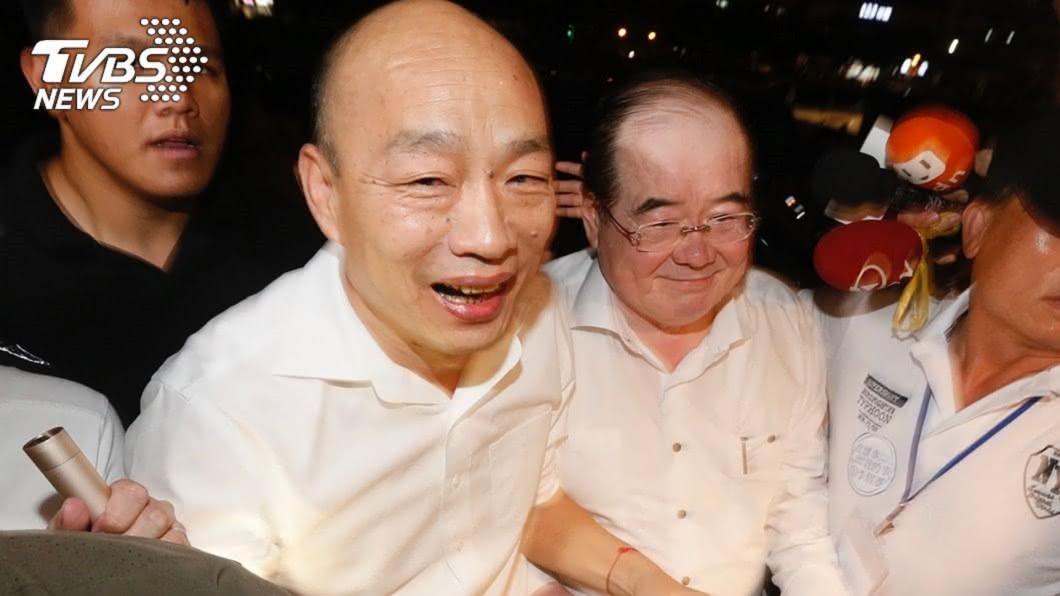 國民黨北市黨部主委黃呂錦茹表示,韓不是什麼位子都要的人。(圖/中央社) 韓復出選北市?黃呂錦茹:他不是什麼位子都要的人