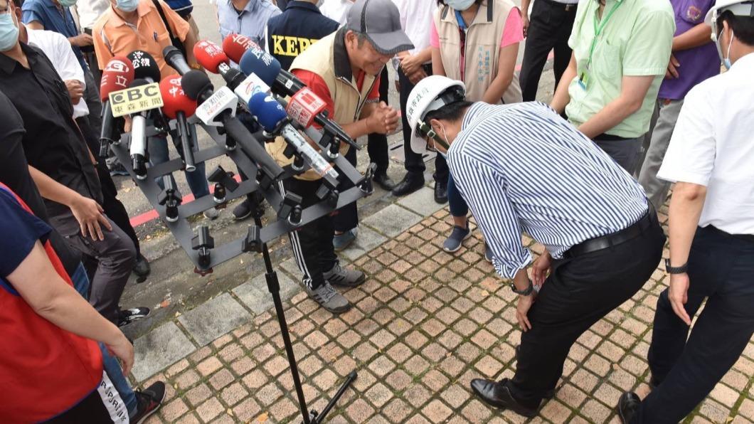 高雄市長陳其邁瑜臉書發文針對乙烯外洩做更進一步的說明。(圖/翻攝自陳其邁 Chen Chi-Mai臉書) 乙烯外洩落幕 陳其邁:小港林園兩年建3D圖資