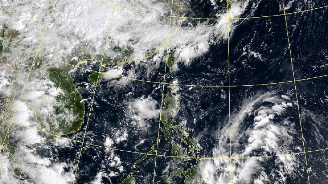 圖/翻攝自中央氣象局 好幾個擾動發展中 氣象專家:9月恐有3、4個颱風生成