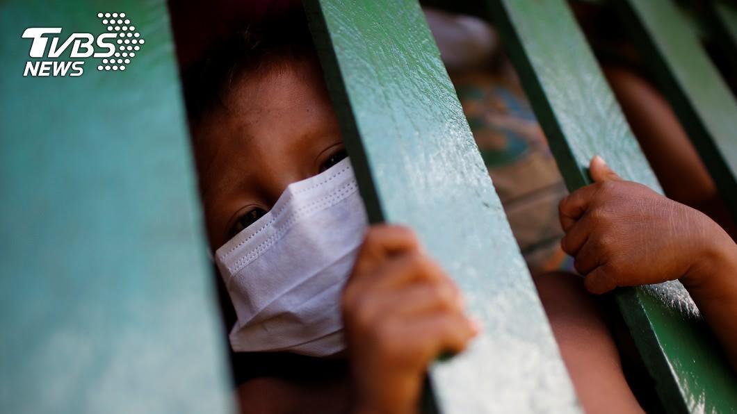 巴西累計確診數達431萬5千多人。(圖/達志影像路透社) 新冠病逝人數僅次於美!巴西再增3萬3523人確診