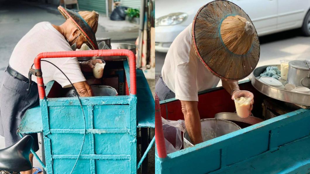 圖/翻攝自台南爆料公社 88歲豆花伯遭惡意棄單!男得意「我們做的」:他就欠整
