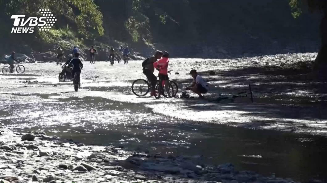 (圖/TVBS資料畫面) 觀光局遭指曾推武界溯溪遊程 林佳龍要求重新檢討