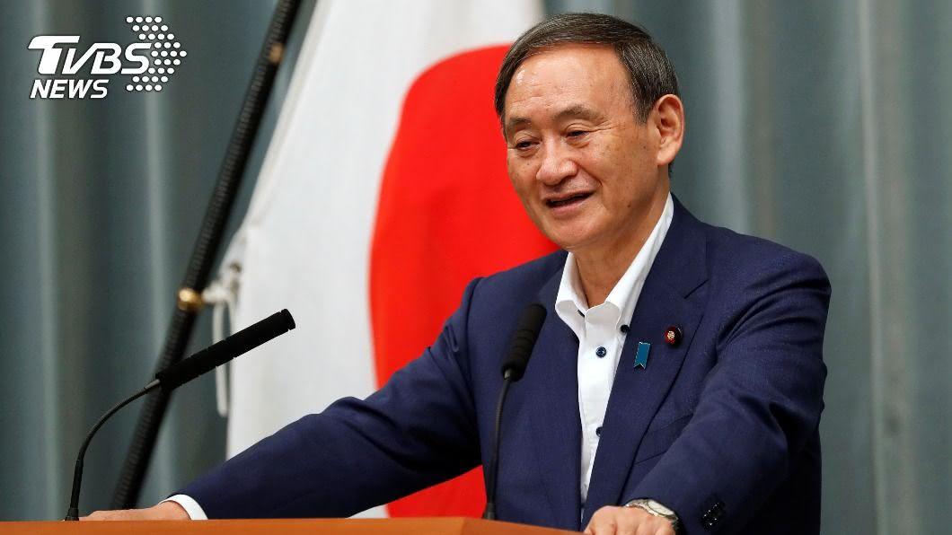 新任首相由71歲的內閣官房長官菅義偉勝出。(圖/達志影像路透社) 菅義偉當選日本自民黨總裁 將任新首相