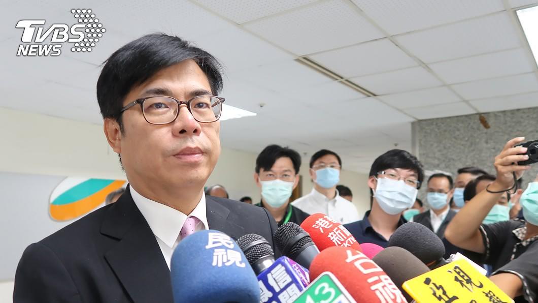 高雄市長陳其邁認為,國民黨不去海峽論壇是浪子回頭。(圖/中央社) 國民黨不去海峽論壇 陳其邁稱:浪子回頭是好事一樁